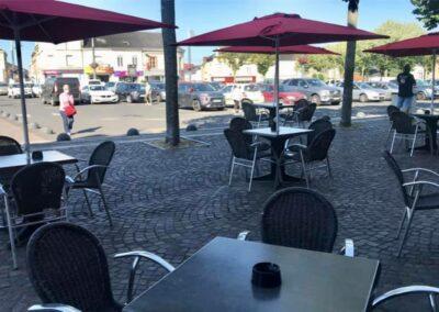 Terrasse bar de Vihiers
