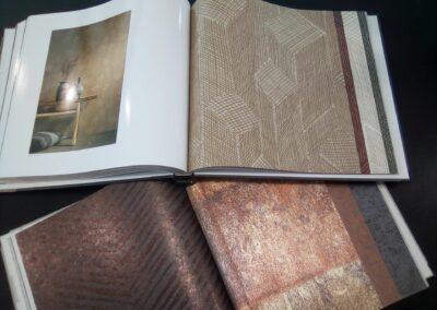 Échantillons de tapisseries