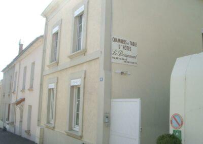 Établissement chambres d'hôtes Vihiers