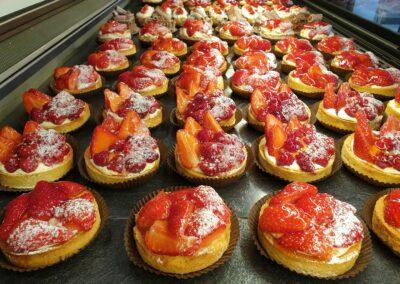 Tartes aux fraises Vihiers