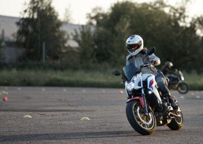Formation conduite moto Vihiers