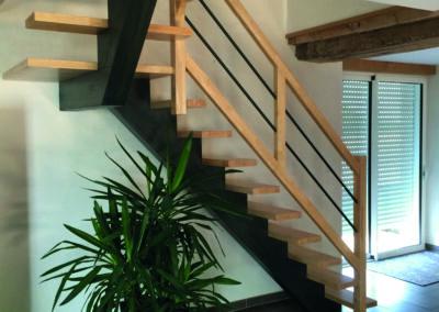 Escalier Menuiseries