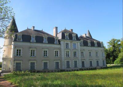Maçonnerie Château