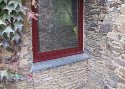 Détail seuil de fenêtre Vihiers