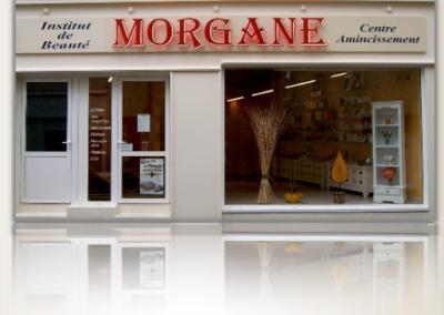 Institut de beauté Morgane