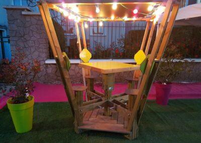 Avenir mobilier Les tables Pairochon