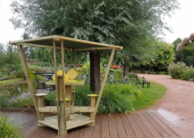 Avenir mobilier table en bois