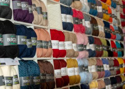 Pelottes de laines