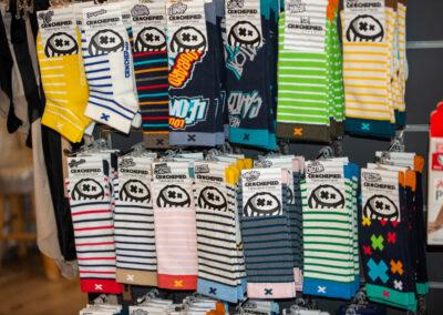 Chaussettes multi-colors
