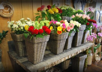Bouquet de fleurs Vihiers