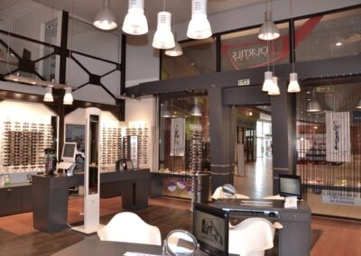 Courtils Optique magasin Vihiers
