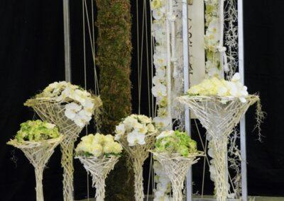 Composition floral
