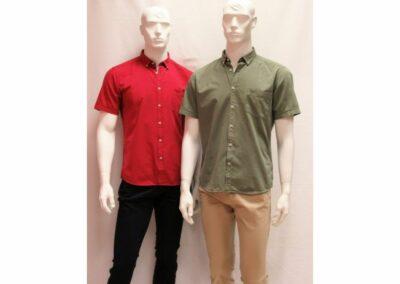 Rouge et Noir chemise